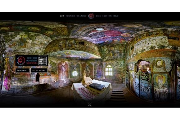 INEDIT – Tururi virtuale în bisericile de lemn din Ţara Lăpuşului